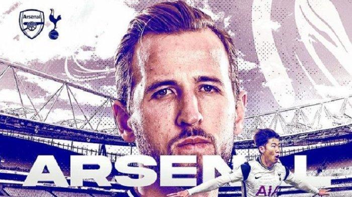 Jadwal Live Arsenal vs Tottenham Hotspur Bigmatch Derby London Striker Mourinho Lagi Ganas-ganasnya