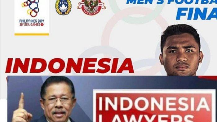 Link Live Streaming TV Online Metube RCTI Indonesia vs Vietnam dan Live Streaming ILC TV One