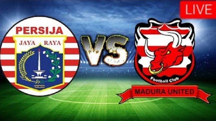 Persija Jakarta vs Madura United - Nonton TV Online Indosiar, 6 Link Live Streaming Akses Disini