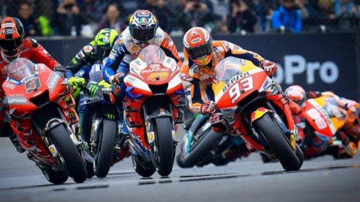 Link Live Streaming Trans 7 MotoGP 2021 Mugello: Saatnya Marc Marquez Naik Podium, Rossi Star Buruk
