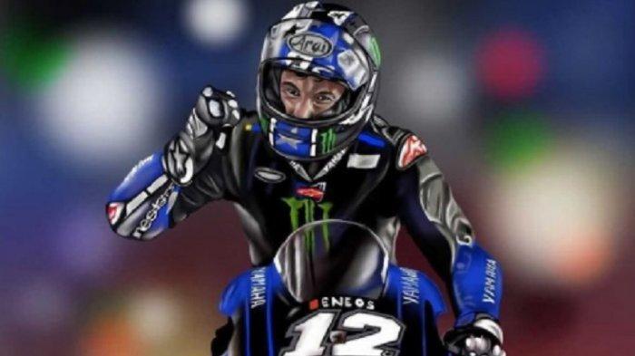 LINK Live Streaming MotoGP Doha 2021 Pukul 17.45 WIB, Sesi Latihan Bebas F1 & F2 Live Vidio.com