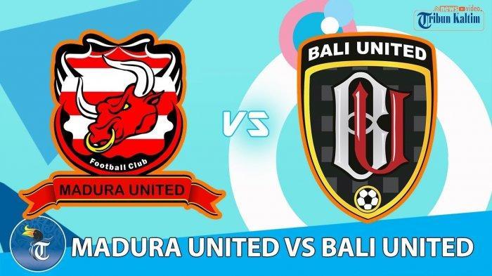 SEDANG BERLANGSUNG 2 Link Live Streaming OChannel TV Madura United vs Bali United, Nonton Sekarang