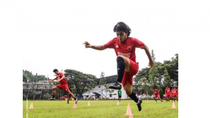 Susunan Pemain PSM vs Borneo FC, Peluang Pemain Muda Juku Eja, Live Streaming Vidio.com dan Indosiar