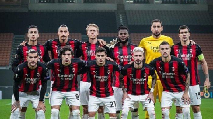 SEDANG BERLANGSUNG Lille vs AC Milan Liga Eropa, Akses Link Live Streaming TV Online SCTV di Sini