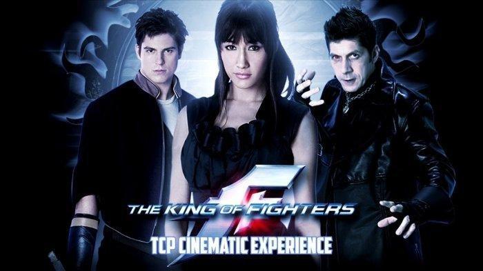 Link Live Streaming-Sinopsis Film The King of Fighters, Bioskop Trans TV Malam Ini, dari Video Game