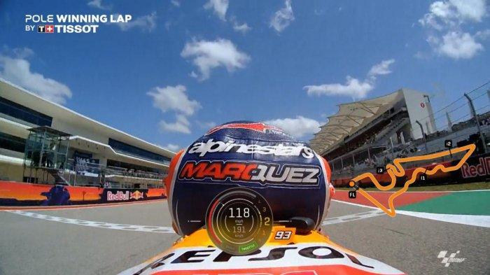 Live Trans 7, Link Live Streaming MotoGP 2019 Amerika Marquez Star No 1, Rossi 2 Siapa Juara?