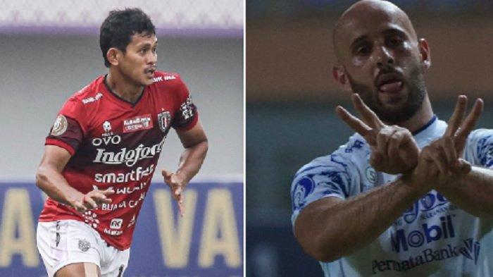 Statistik dan Head to Head Bali United vs Persib Bandung, Maung Bandung Tim Kecil di Depan Spaso dkk