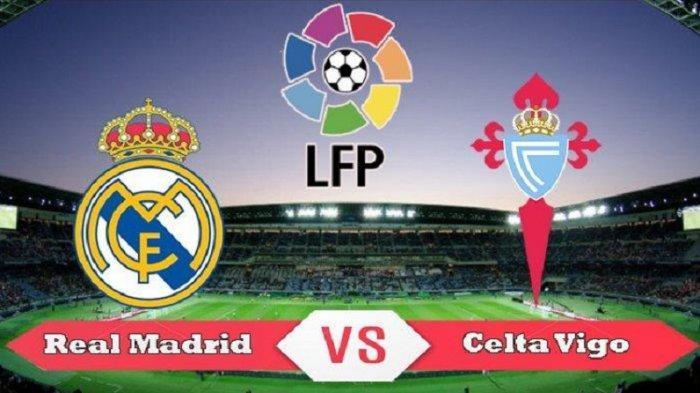 LINK Live Streaming TV Online beIN Sports 1 Real Madrid vs Celta Vigo, Tonton di HP via MAXStream