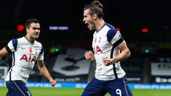 NONTON TV ONLINE Tottenham vs Manchester City di Liga Inggris, Link Live Streaming Mola TV di Sini