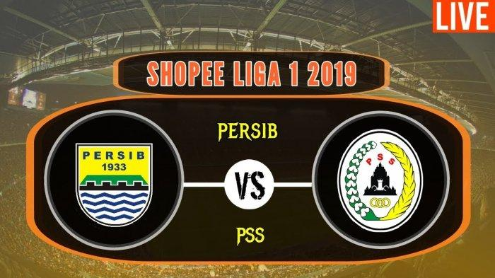 SEDANG BERLANGSUNG LINK LIVE STREAMING TV Online Indosiar Persib vs PSS, Tonton via HP Tanpa Buffer