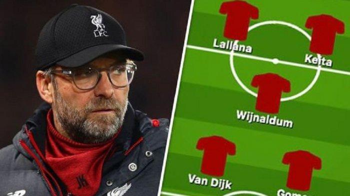 LINK Live Streaming TV Online Wolves vs Liverpool di Liga Inggris, Tak Disiarkan Langsung TVRI