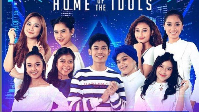 LINK Siaran Langsung TV Online RCTI Indonesian Idol Spektakuler Show 7 Top 9 Mulai Pukul 21.00 WIB