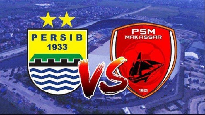 SKOR 1-1, 5 Link Live Streaming TV Online Indosiar Persib Bandung vs PSM, Tonton di HP Tanpa Buffer