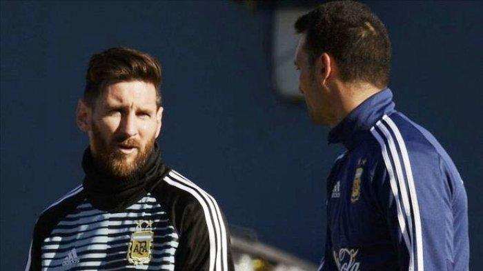 Berikut Ini 4 Alasan Penampilan Lionel Messi Masih Melempem di Copa America 2019! Tandem Jadi Soal