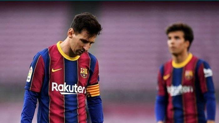 Messi Batal Dikontrak Barcelona Bikin Tiga Klub Bereaksi, Kondisi Keuangan Jadi Penyebabnya?