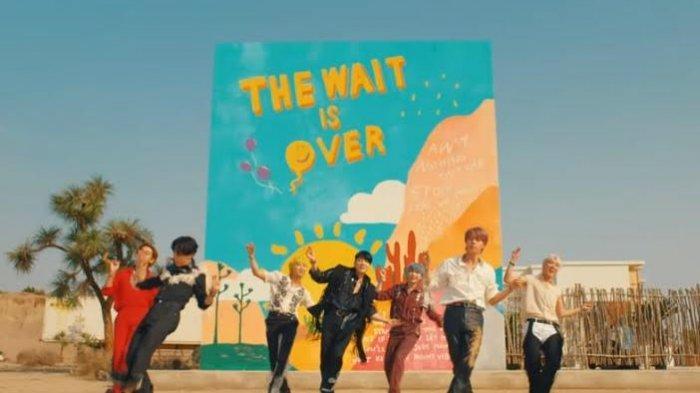 Lirik Lagu Terbaru BTS 'Permission to Dance', Lengkap dengan Terjemahannya, Trending di YouTube