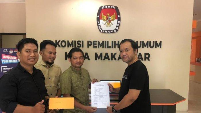 Lirik Jalur Perseorangan, Danny - Maqbul Ambil User Silon di KPU Makassar
