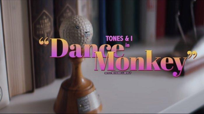 Lirik Lagu Dance Monkey Tones and I, Lengkap dengan Terjemahannya, Gempi dan Rina Nose Sudah Cover