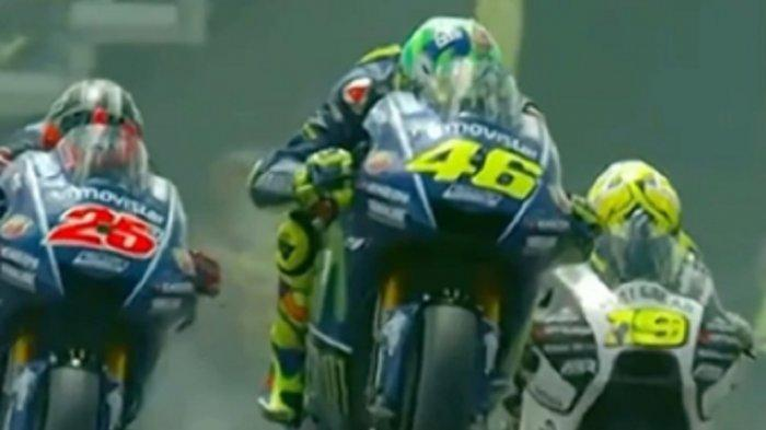 Live Hasil FP1 & FP2 MotoGP Italia Jumat 28 Mei 2021: Bandingkan Posisi Rossi dan Marc Marquez