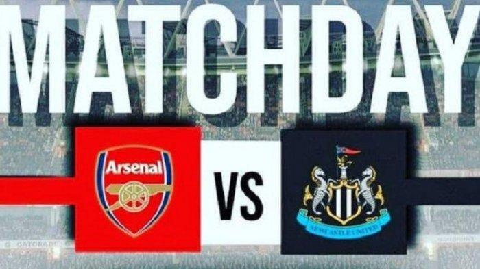 NONTON Live Streaming ArsenalvsNewcastle United Piala FA, Link Live Streaming RCTI, Gratis di Sini