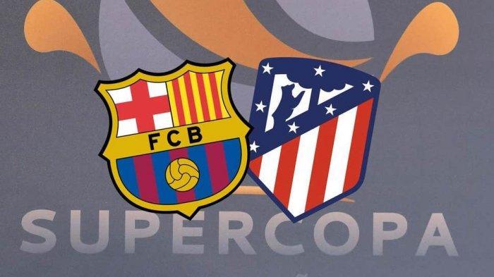 GRATIS! Ini 4 LINK Live Streaming Barcelona vs Atletico Madrid, Nonton di HP, Nonton TV Online