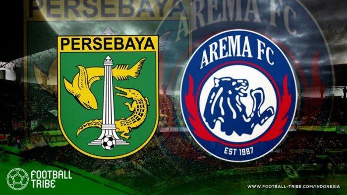 Live Indosiar, Link Live Streaming Piala Indonesia Persebaya vs Arema FC, Siapa Menang?