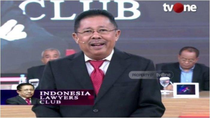 Live Streaming ILC TV One Malam Ini, Judul soal OTT Edhy Prabowo, Narasumber Ali Mochtar Ngabalin