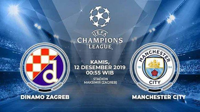 Live Koratv 3 Link Live Streaming Liga Champions Dinamo Zagreb Vs Man City Nonton Tanpa Buffer Halaman 2 Tribun Timur