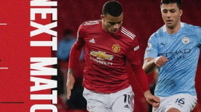 Live Streaming Manchester United vs Manchester City, Semifinal Carabao Cup: Live Streaming Mola TV