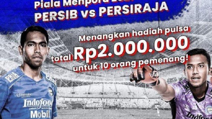 Live Streaming Persib Bandung Vs Persiraja Banda Aceh Maung Bandung Mainkan 3 Striker Sekaligus Tribun Timur