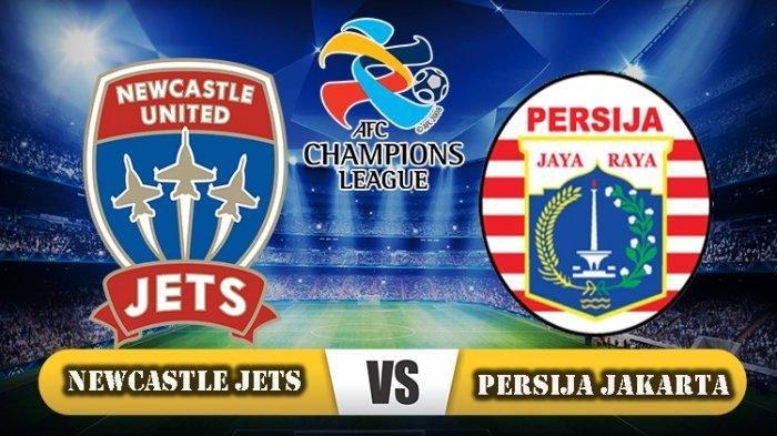 2 Link Live Streaming Persija Jakarta vs Newcastle Jets, Prediksi Susunan Pemain, Nonton HP Disini!