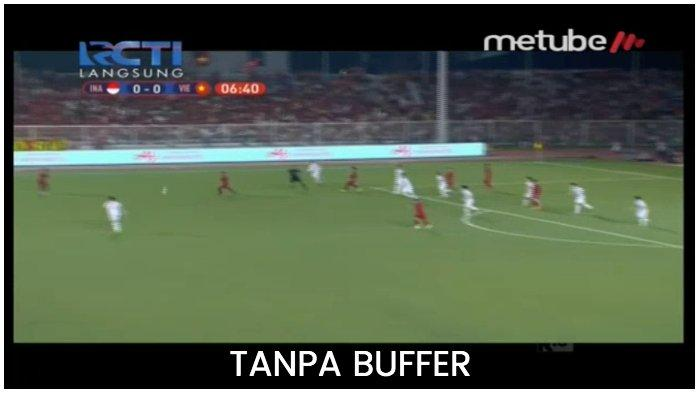 Skor 0-0 Live Streaming RCTI meTube.id Timnas Indonesia vs Vietnam Final SEA Games Tanpa Buffer HP