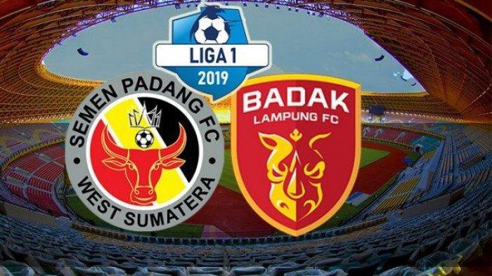 SEDANG BERLANGSUNG Live Streaming Ochannel TV Semen Padang vs Badak Lampung, Nonton HP Tanpa Buffer