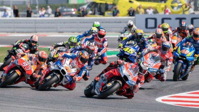 Live Trans 7, Live Streaming MotoGP Argentina 2019 Sedang Berlangsung, Marc Marquez Start Terdepan