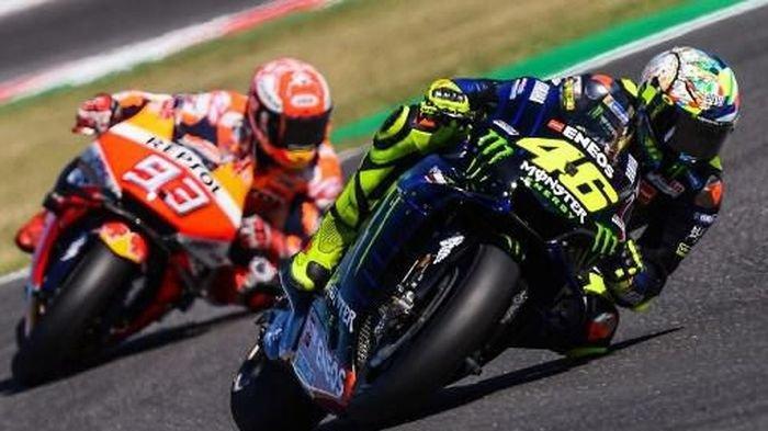 Rossi Optimistis Bisa Bersinar Musim Depan, Andrea Dovizioso Diperkirakan Segera Gantung Helm