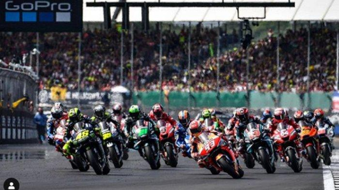 Live Streaming TV Online Trans 7 MotoGP San Marino 2019: Andrea Dovizioso Dipastikan Mengaspal