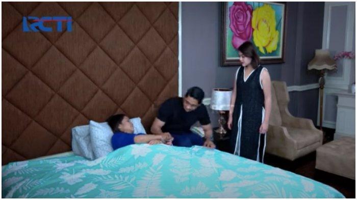 Live Streaming Vidio.com Ikatan Cinta RCTI, Siapa Ayah Reyna hingga Syukuran Al - Andin Tak Cerai