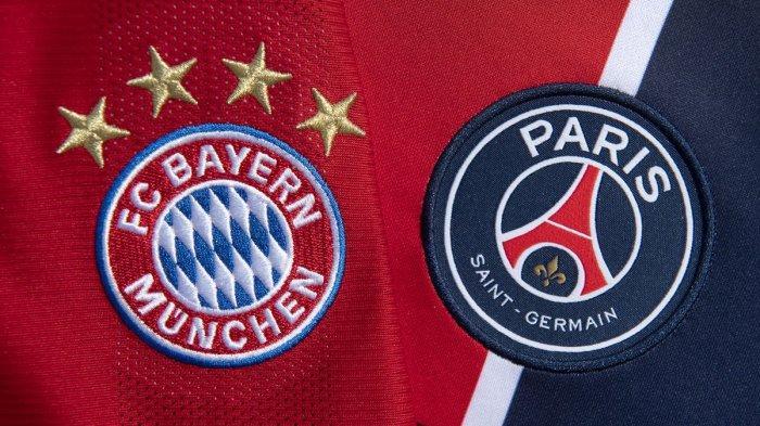 Skor 0-1, Nonton Live Streaming Vidio.com SCTV Bayern Munchen Vs PSG, Susunan Pemain