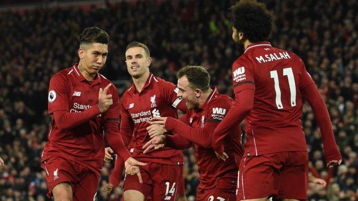 Hasil & Cuplikan Gol Liverpool vs Arsenal Tuan Rumah Menang Besar Ini Klasemen Liga Inggris