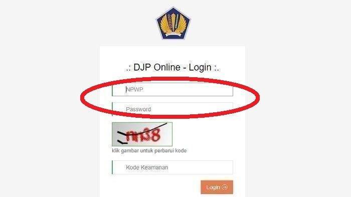 LOGIN DJP Online djponline.pajak.go.id Cara Lapor SPT Online e-Filing, Batas Bulan Ini,Telat Didenda