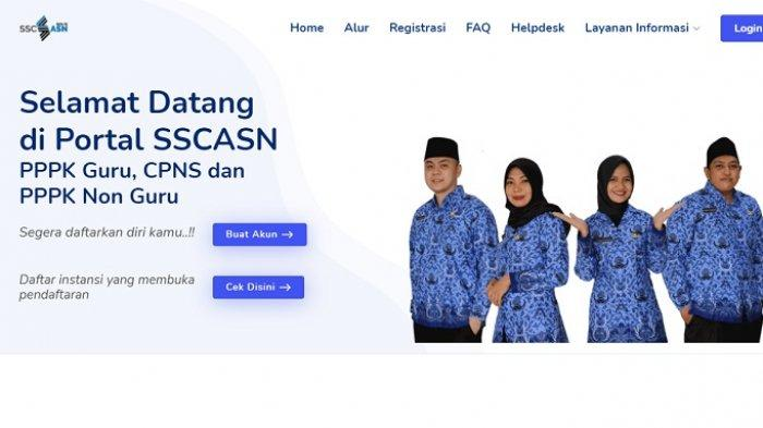 Login sscasn.bkn.go.id - Ini 7 Dokumen yang Wajib Diunggah saat Daftar CPNS 2021 di SSCASN BKN