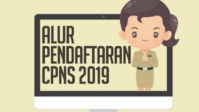 LOGIN sscasn.bkn.go.id Panduan dari BKN, Registrasi Pendaftaran Akun CPNS 2019