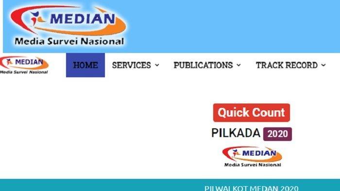 Logo Lembaga Survei Median