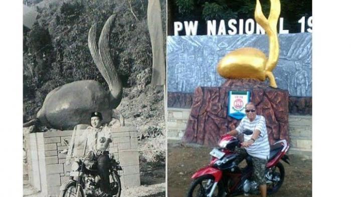 Innalillah Desainer Logo Kabupaten Pangkep Meninggal Dunia Tribun Timur