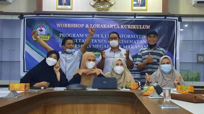 Lokakarya Kurikulum, Prodi Bioinformatika Unimerz Hadirkan Narasumber dari UI