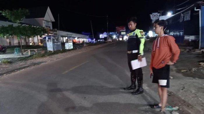 Dua Pengendara Motor Terlibat Kecelakaan di Majauleng Wajo, Begini Kondisinya Kini