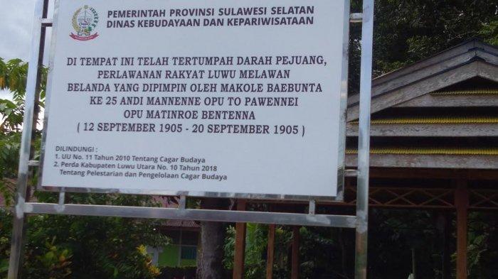 Siapa Makole Baebunta ke-25 Andi Mannenne? Pemuka Adat yang Tewas Ketika Melawan Belanda