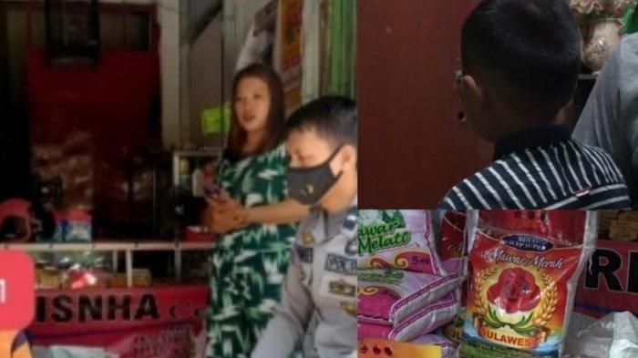 Penculik Anak Tukar Beras di Makassar Ditangkap