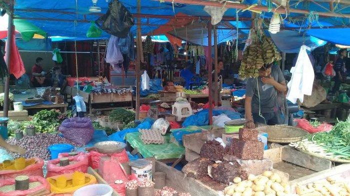 Harga Cabai Rawit Naik di Pasar Sentral Pangkep