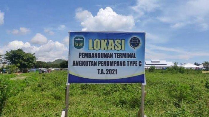 Terminal Tipe C Belopa Luwu Batal Dibangun Tahun Ini